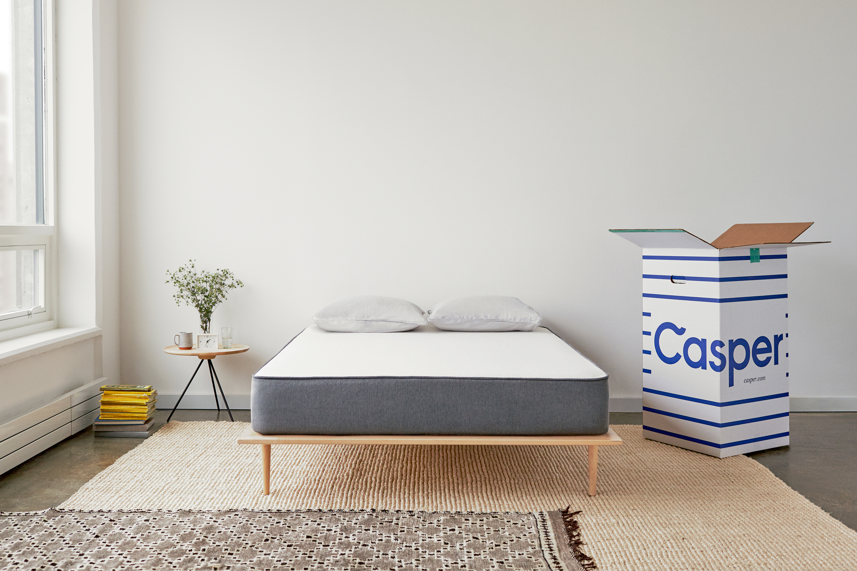 Casper Mattress at West Elm